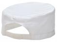 Čiapka PW Chefs Skull kuchárska PES/BA sťahovanie posuvným plastovým pásikom na tyle biela