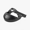 Držiak štítu Hellberg SAFE 3 na hlavu ochrana čela nastaviteľná veľkosť bez priezoru čierny