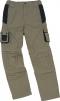Montérkové nohavice MACH SPRING 3v1 pás kaki veľkosť XXXL