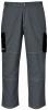 Nohavice MACH CORPORATE do pása svetlosivé/tmavosivé veľkosť L