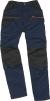 Nohavice MACH CORPORATE do pása modro/čierne veľkosť XXXL