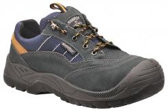 Obuv Steelite™ Hiker S1P poltopánka semiš/textil sivá veľkosť 40
