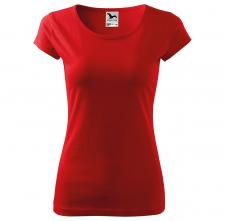 Tričko TOP Playtime PES športový úplet bez rukávov červene