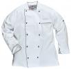 Rondón EXECUTIVE CHEFS kuchársky dvojradový dlhý rukáv biely veľkosť S