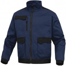 Montérková blúza DELTA MACH 2 množstvo vreciek PES/BA raglánové rukávy tmavě modrá
