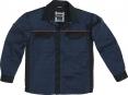 Pracovná košeľa MACH CORPORATE modro/čierna veľkosť XL