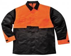Blúza OAK na prácu s motorovou pílou čierno/oranžová veľkosť XL