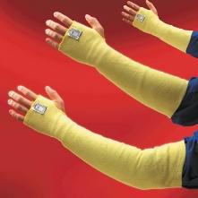 Rukávnik Ansell Neptun kevlarový pletený 356 mm žltý