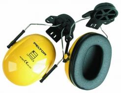 Mušľové chrániče PELTOR H510P3E-405-GU Optime 1 P3E na prilbu