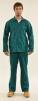 Montérkové nohavice STANDARD do pása tmavozelené veľkosť 48