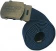 Opasok elastický pletený PES dĺžka 90 cm tmavomodrý