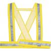 Popruhy BAUCE ramenné výstražné žlté