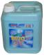 Umývacia emulzia Ruto na silne znečistené ruky plastový kanister 7 kg svetlomodrá
