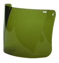 Priezor Hellberg EPOK SAFE polykarbonátový 400x200mm zelený