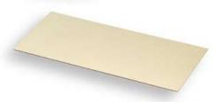Zorník Tempex polykarbonátový pružný 100 x 220 mm do kukly pozlátený