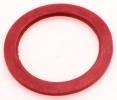 Tesniaci krúžok do adaptéra SCOTT TORNADO červený