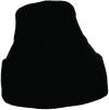 Čiapka MESCOD pracovná pletená zimná čierna veľkosť menšia M