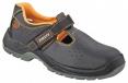 Obuv ARDON FIRSAN O1 koženy pracovny sandál čierny