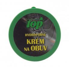 TOP HYDROFÓBNA krémový impregnačný prostriedok na koženú obuv s membránou 70 g bezfarebný
