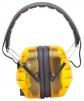 Mušľové elektronické chrániče ESAFE žlté