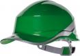 Ochranná priemyselná prilba BaseBall Diamond V reflexné pruhy zelená