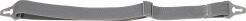 Podbradný pásik JUGAL elastický 2-bodový na prilby QUARTZ, ZIRCON, DIAMOND sivý