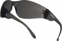Okuliare BRAVA2 SMOKE UV filter odolné proti poškriabaniu priezor tónovaný