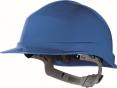 Prilba Delta Plus ZIRCON I UV rezistentný HDPE 6 bodov elektrická odolnosť 1000 V nastaviteľný pásik modrá