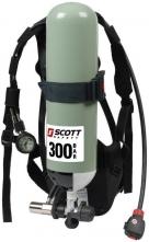 Dýchací prístroj SIGMA 2T2 maska Vision3 PPLGFPN tlaková oceľová fľaša 6,0l /300 bar