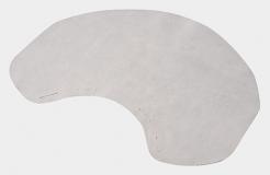 Ochranná kožená plachta na zátylok k prilbe VOSS PCG, INAP Master, INTEX