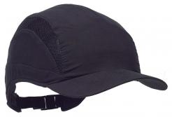 Náhradný poťah na čiapku so škrupinou PROTECTOR FB3 CLASIC skrátená dĺžka šiltu čierna