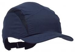 Náhradný poťah na čiapku so škrupinou PROTECTOR FB3 CLASIC skrátená dĺžka šiltu tmavomodrá