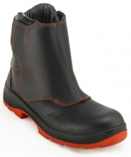 Zlievačská obuv ATNA S3 HI-3 HRO WG SRC kompozitné bezpečnostné prvky čierno/oranžová veľkosť 43