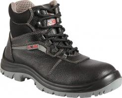 Pracovná členková obuv Prabos EMIL NYXX O1 FO SRC čierna veľkosť 41