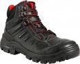 Ochranná členková obuv Prabos TOBIAS S3 SRC NON METALIC Snake PU/guma čierna