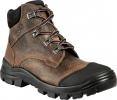 Pracovná členková obuv Prabos FARM B Exclusive O1 SRC hnedá veľkosť 43