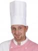 Čiapka kuchárska KOMÍN vysoká so záhybmi